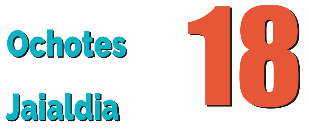 FIOP - Festival Internacional de Ochotes de Portugalete