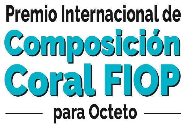 Premio de Composición Coral FIOP para Octeto