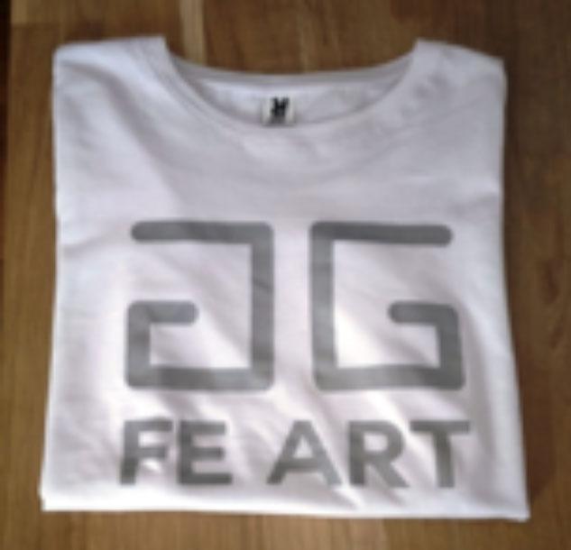 Camiseta JG Fe Art